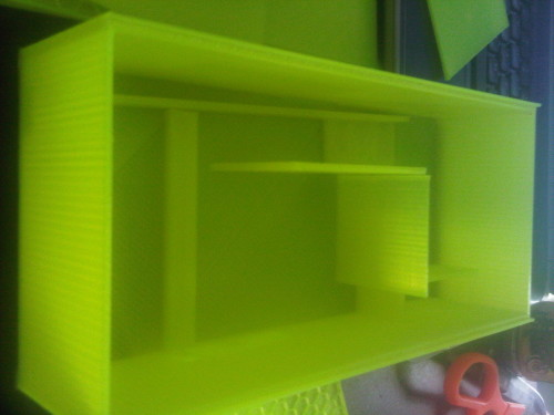 in 3D hộp điện - in mẫu khuôn hộp nhựa