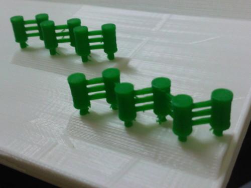 in 3D mẫu sa bàn dự án đê phòng hộ - in 3D mô hình dự thi
