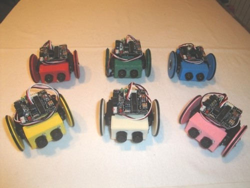 in 3D bộ phận robot, in 3D chi tiết lắp ghép robocon, in 3D linh kiện chế robot