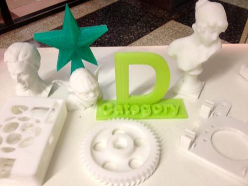 in 3D đồ trang trí - in mô hình linh tinh