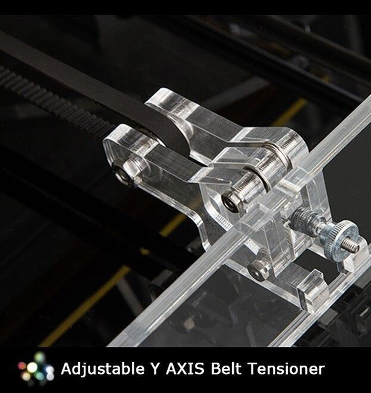 hình ảnh thực tế của máy in 3D Prusa i3