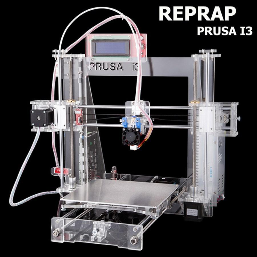 IN3D+ bắt đầu bán dòng máy Prusa i3 siêu rẻ!