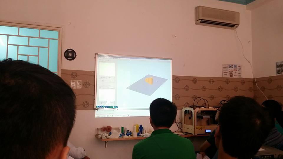in3D Plus có vinh dự được mời tham gia Hội thảo giải pháp Cad/Cam và công nghệ in 3D do Trung tâm Cammech tổ chức!