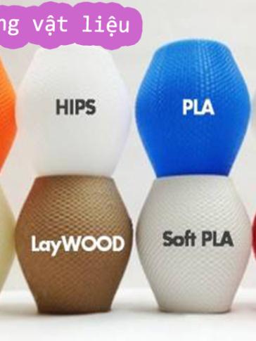 Mực in 3D Resin, nhựa in 3D ABS PLA