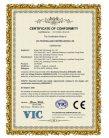 Chứng nhận CE Marking cho biết sản phẩm tuân theo pháp luật của Liên minh Châu Âu (EU) và cho phép sản phẩm đươc lưu thông tự do trong thị trường Châu Âu