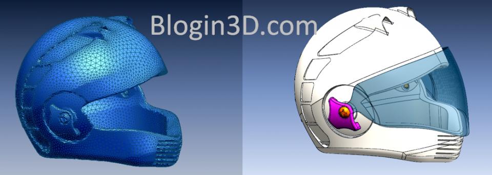 Do khác biệt về công nghê vật liệu, mà mẫu in 3D sẽ khác nhiều với mẫu đúc khuôn nhưa