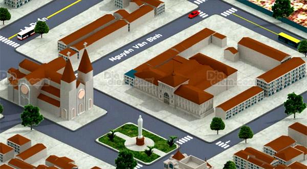 Địa chỉ in 3d /scan 3D khắp các quận huyện TpHcm