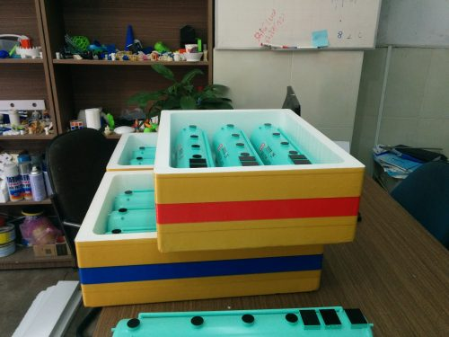 BESTPLAN - mo hinh 3D bon nuoc xi tec . tao mau 3d. 3dprinting model