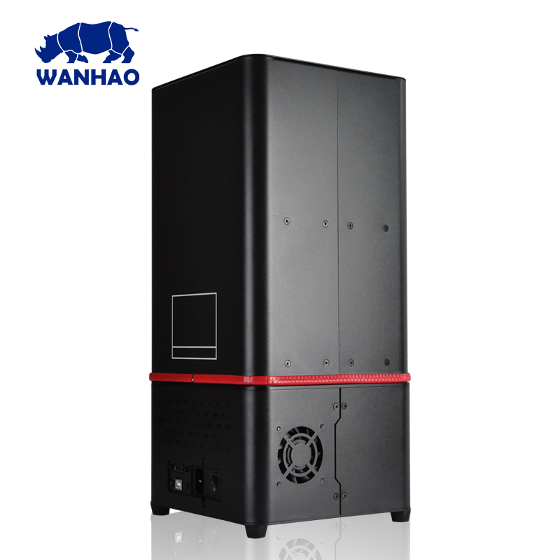 Máy in 3D resin D7, MÁY CHẠY MỰC RESIN LỎNG, máy in 3D SLA, máy wanhao D7, máy tạo mẫu sáp nữ trang resin