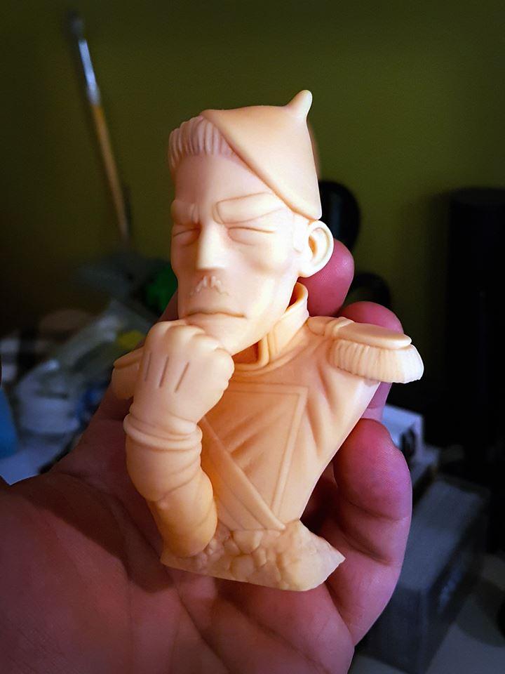 MAU IN 3D resin đẹp, tạo mẫu resin 3d, máy in 3d nữ trang, in 3d mịn đẹp