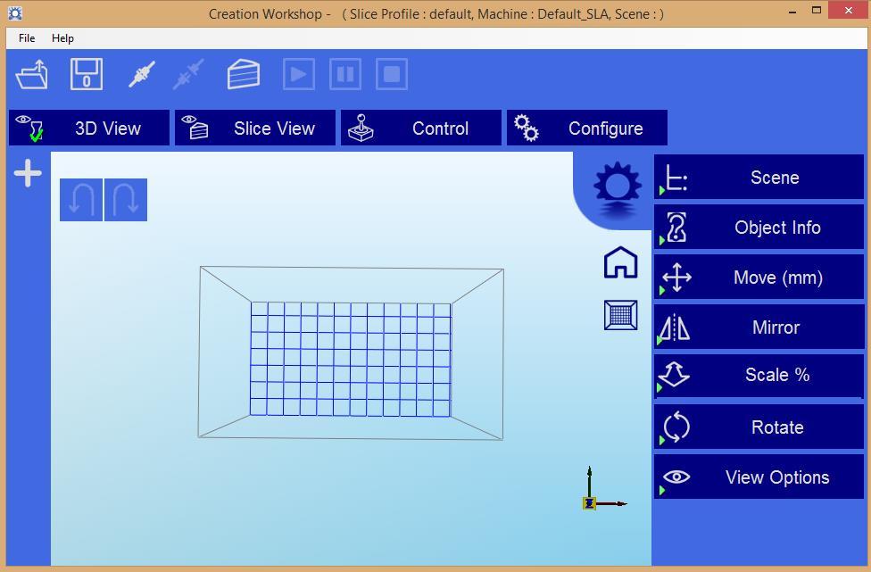 Hướng dẫn vận hành máy in 3D Resin D7