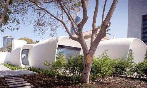Biệt thự 3D đầu tiên sẽ ra mắt tại Dubai vào tháng 4