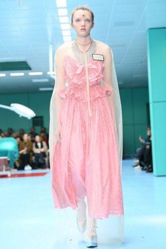 Phụ kiện thời trang mới nhất của Gucci: Đầu in 3D