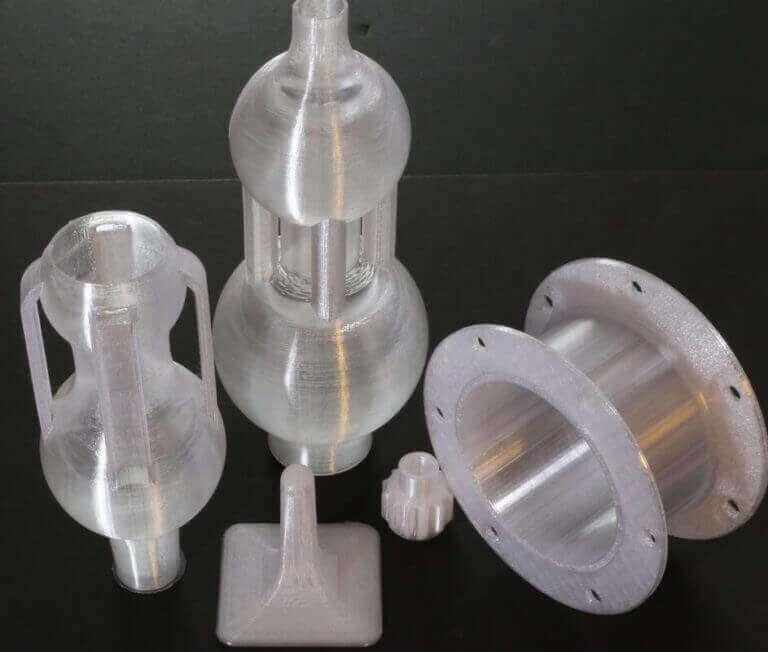 Nhựa in 3D PETG - chịu nhiệt cao, cơ tính dai bền!