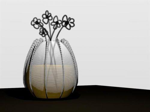 Những đồ trang trí 3D đẹp mắt cho Lễ Phục Sinh