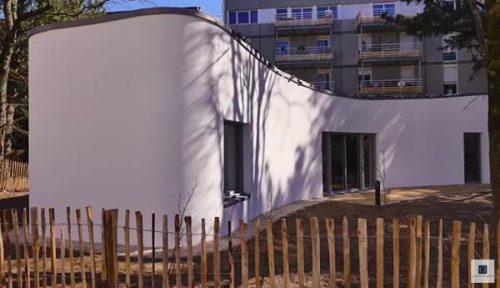 Nhà in 3D của Pháp sẽ chính thức được sử dụng vào tháng 6 này