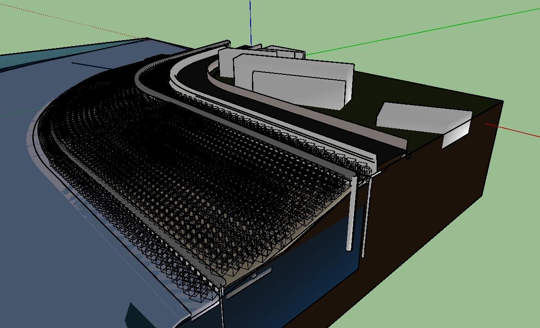 Một phần quan trọng của việc tối ưu file 3D là đưa các mô hình phức tạp về hình khối cơ bản.