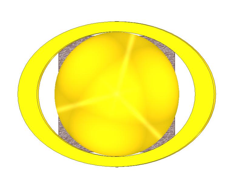 thiet ke 3D cup vang Volvo Cars - cup trung bay- ky niem chuong 3d (2)