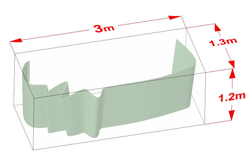 in 3d kiến trúc, in 3d nội thất, in 3d khổ lớn, big size 3d printing