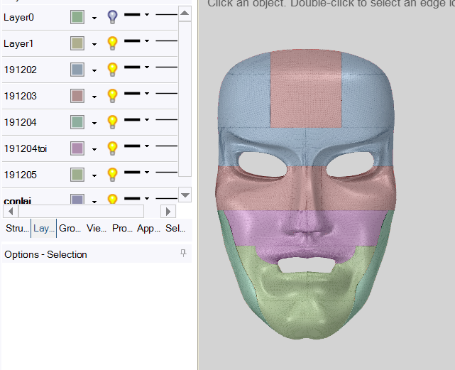 in 3d mẫu mặt nạ, 3d printing mask, in 3d nội thất