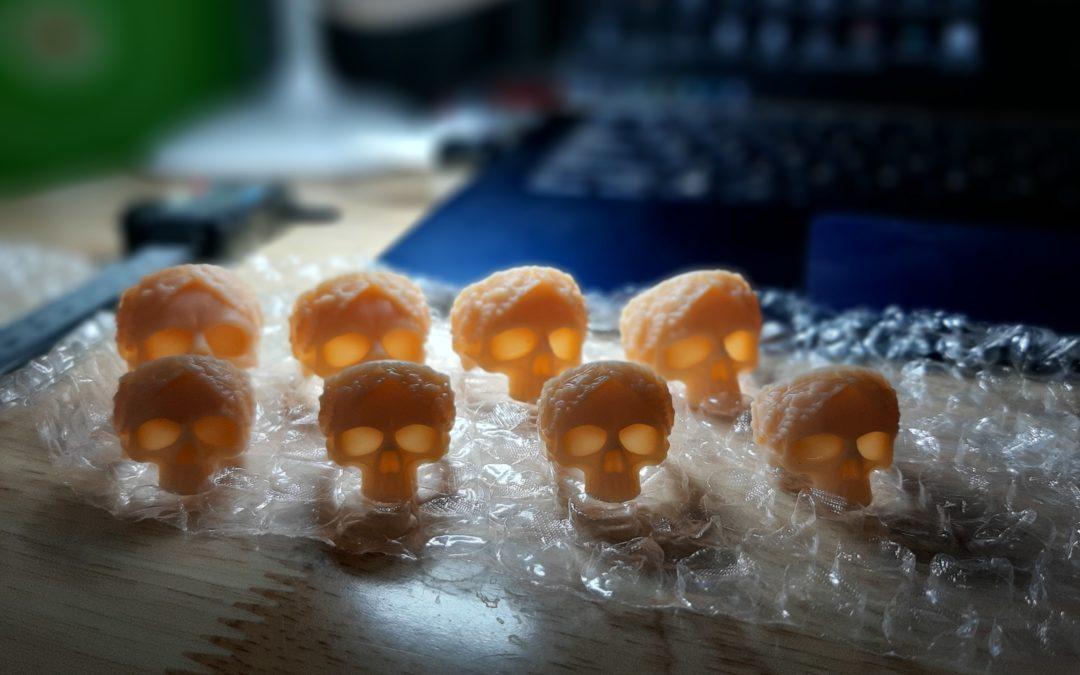 Thiết kế sản phẩm lấy cảm hứng từ bộ xương